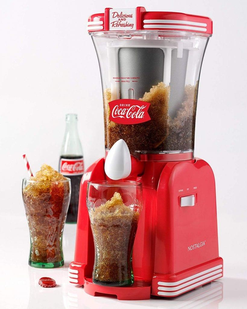 coke slushie machine