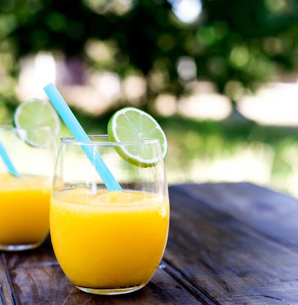 mango slush recipes