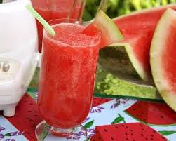 watermelon slushie recipe
