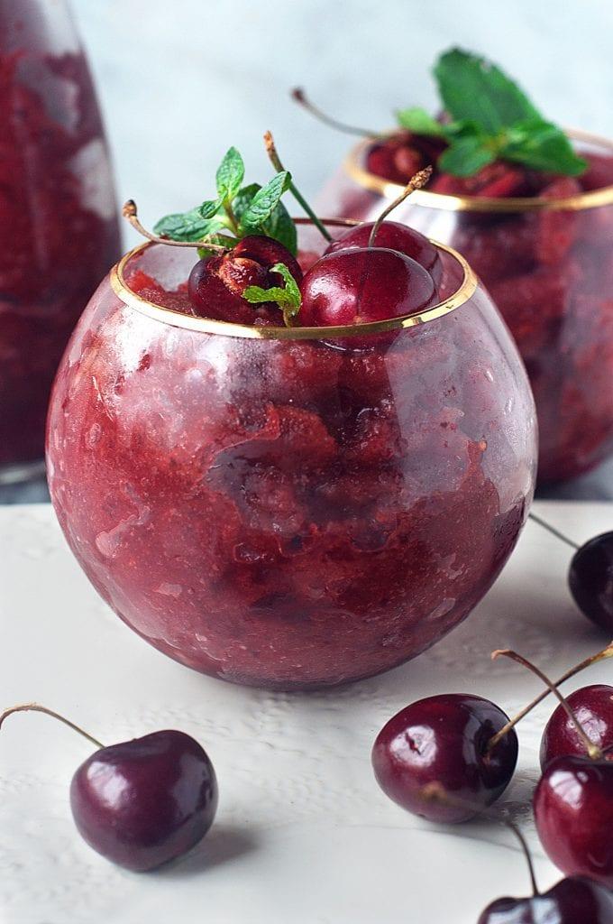 cherry slush recipes