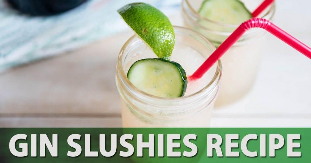 gin slushies