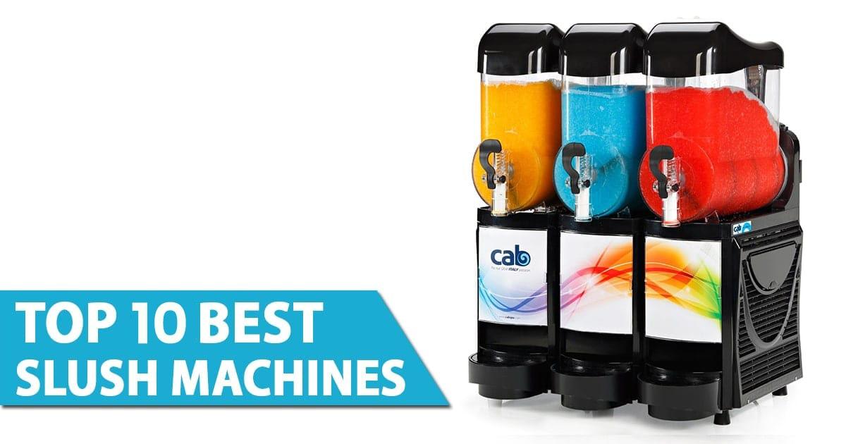 TOP 10 Slushie Machines of 2020! 🍧 BEST Slushy Makers!