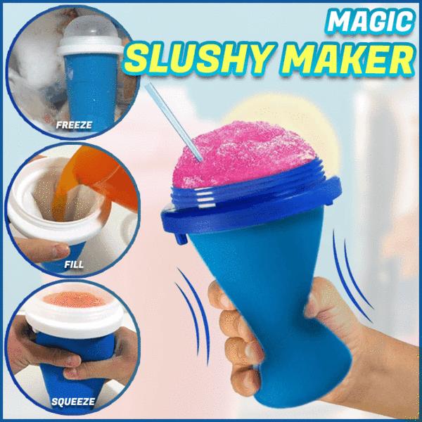 chill factor slushy maker reviews