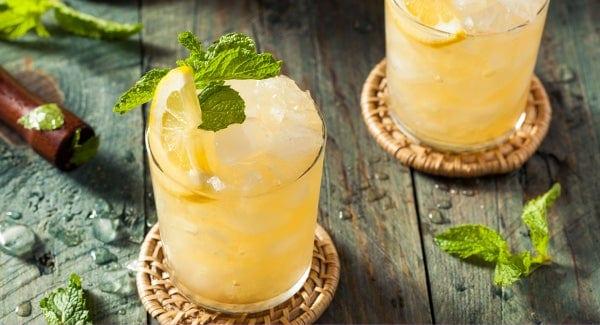 frozen whiskey drinks