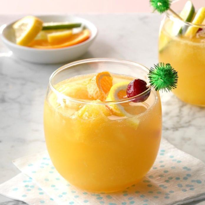 whiskey slush recipe