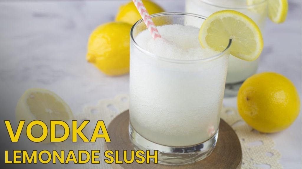 vodka slushies
