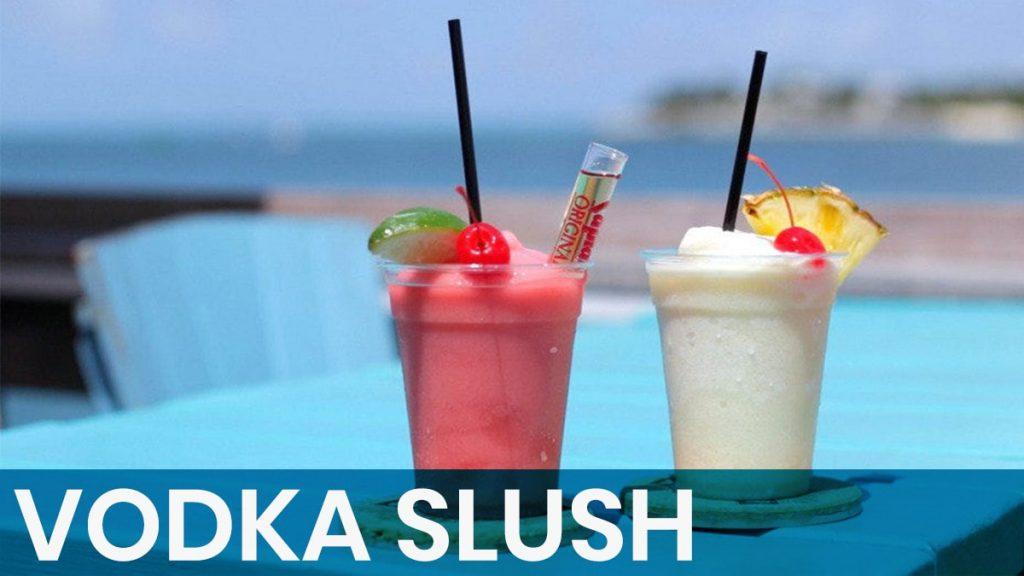 vodka slush